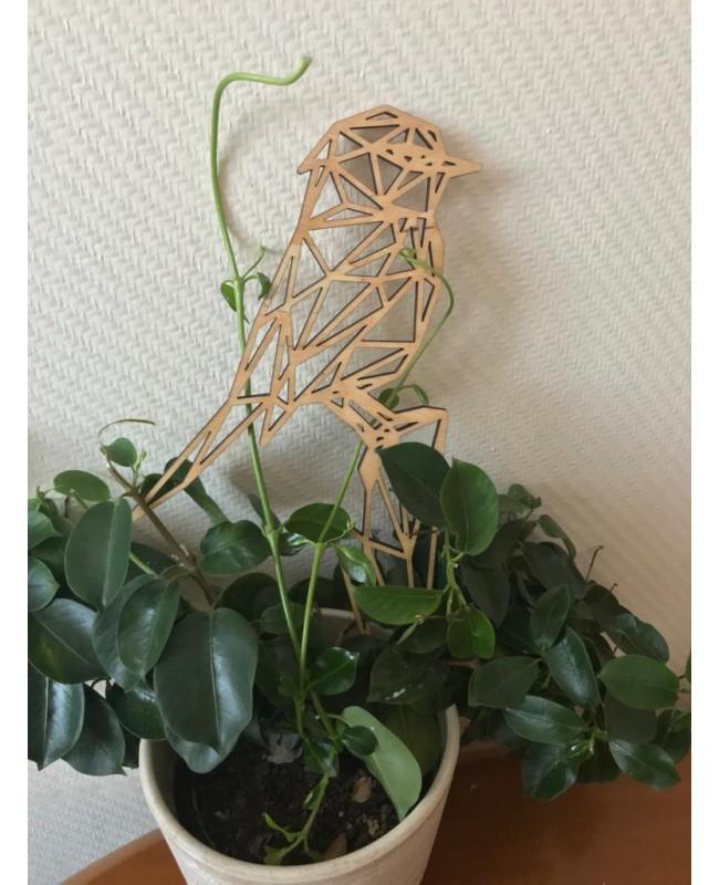 bird - flower ladder